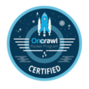 OnCrawl Certified Consultant