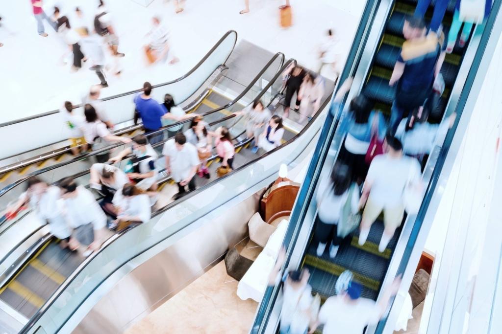Le trajet d'achat de vos client peut débuter à tout instant.