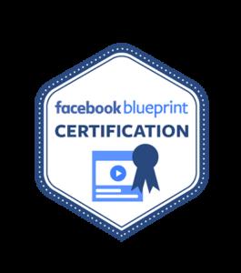 Universem Facebook Blueprint Certified