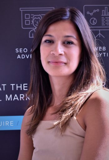 Soraya Bessalah | Digital Marketing Team Leader