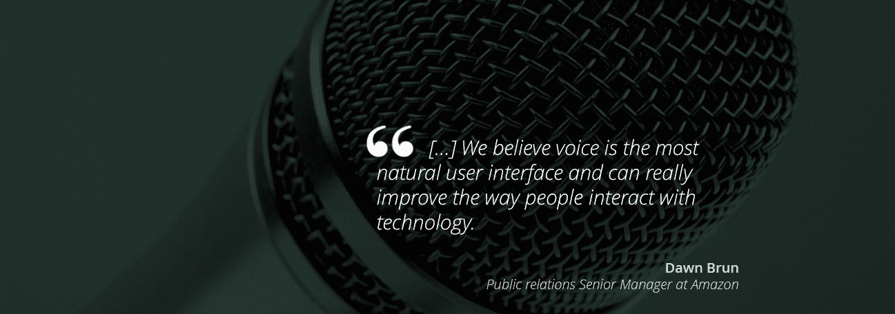 Voice Search : perception de cette nouvelle interface