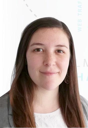 Aurélie Ablay - Digital Marketing Associate Consultant