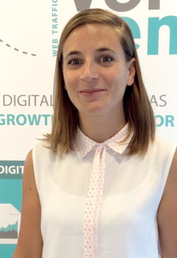 Céline Naveau - Digital Marketing Team Leader