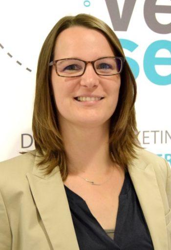 Séverine Sacré - Digital Marketing Team Leader
